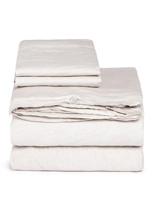 Main View - Click To Enlarge - mikmax - Castell king size duvet set