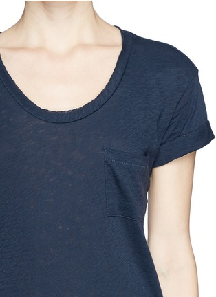 Detail View - Click To Enlarge - rag & bone/JEAN - 'The Pocket' T-shirt