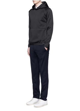 Figure View - Click To Enlarge - Theory - 'Ormond PH' scuba jersey hoodie