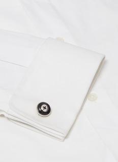 Babette Wasserman Button cufflinks