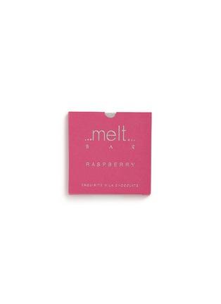 Main View - Click To Enlarge - Melt Chocolate - 'Raspberry' milk chocolate bar