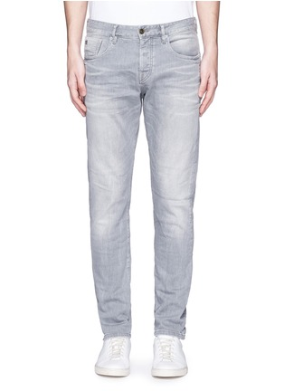 Detail View - Click To Enlarge - Scotch & Soda - 'Ralston' slim fit jeans