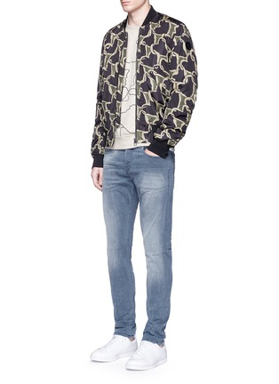 Figure View - Click To Enlarge - Scotch & Soda - Embroidered sweatshirt