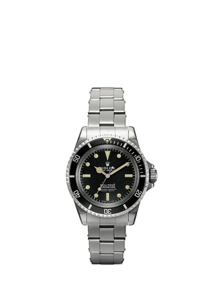 Main View - Click To Enlarge - Lane Crawford Vintage Collection - Vintage Rolex 5512 Submariner Oyster Perpetual watch