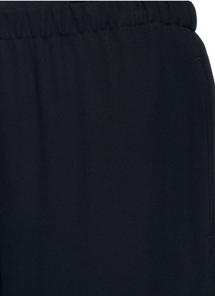 Detail View - Click To Enlarge - The Row - 'Lene' wide leg crepe pants