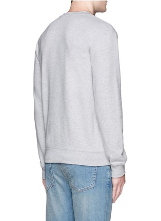 Back View - Click To Enlarge - McQ Alexander McQueen - Angry bunny print sweatshirt