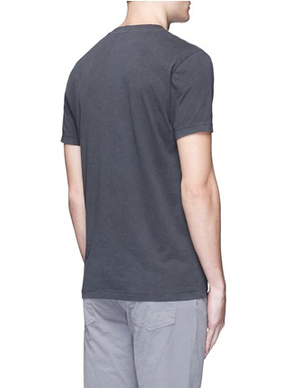 Back View - Click To Enlarge - James Perse - V-neck cotton T-shirt
