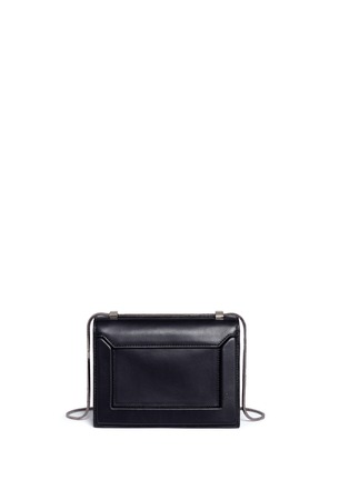 Back View - Click To Enlarge - 3.1 PHILLIP LIM - 'Soleil' mini chain leather shoulder bag