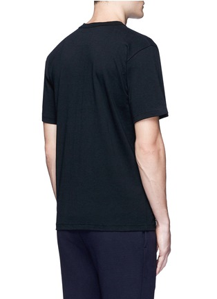 Back View - Click To Enlarge - Sacai - 'LIIFE' cotton T-shirt
