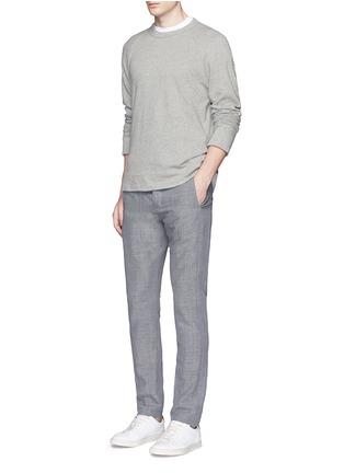 Figure View - Click To Enlarge - James Perse - Vintage fleece sweatshirt