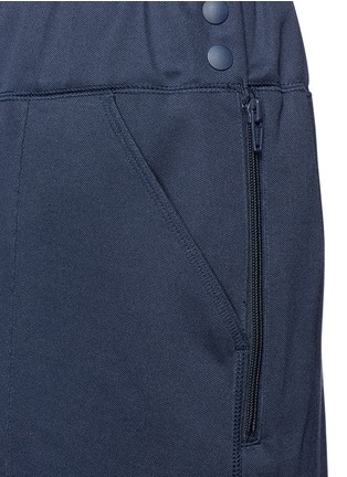 Detail View - Click To Enlarge - ADIDAS X HYKE - 'HY Track' pants
