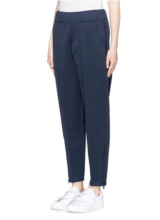 Front View - Click To Enlarge - ADIDAS X HYKE - 'HY Track' pants