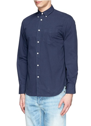 Front View - Click To Enlarge - rag & bone - 'Standard Issue' cotton shirt