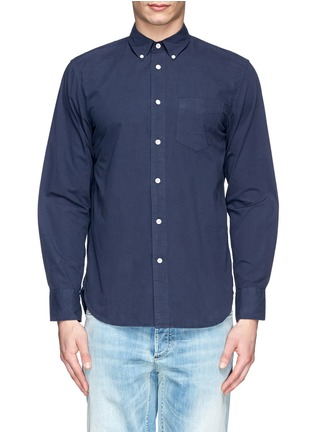 Main View - Click To Enlarge - rag & bone - 'Standard Issue' cotton shirt