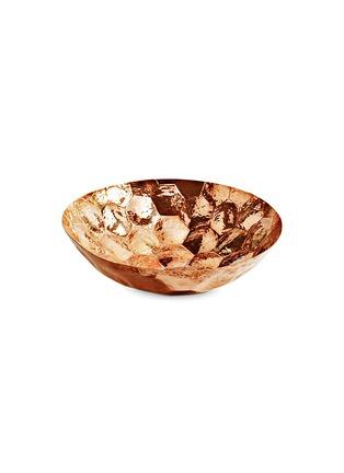 Main View - Click To Enlarge - Tom Dixon - Hex medium copper bowl