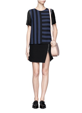 Figure View - Click To Enlarge - SANDRO - Eveil multi-stripe top