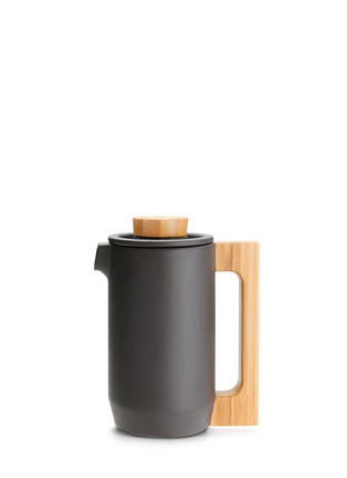 Main View - Click To Enlarge - JIA Inc. - Purple clay coffee press