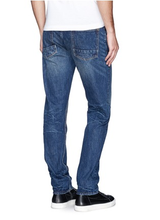 Back View - Click To Enlarge - Paul Smith - Taper leg jeans