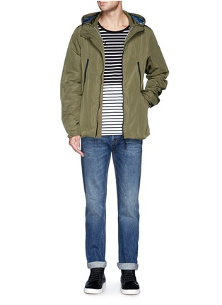 Front View - Click To Enlarge - Paul Smith - Taper leg jeans