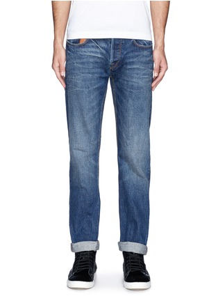 Main View - Click To Enlarge - Paul Smith - Taper leg jeans