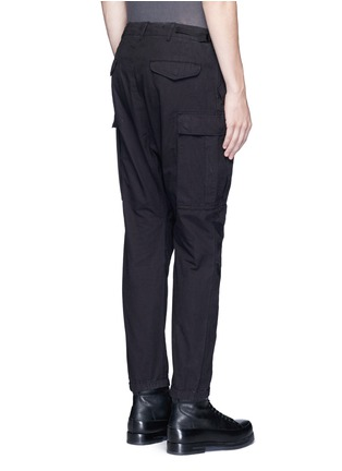 Back View - Click To Enlarge - R13 - Military cargo pants