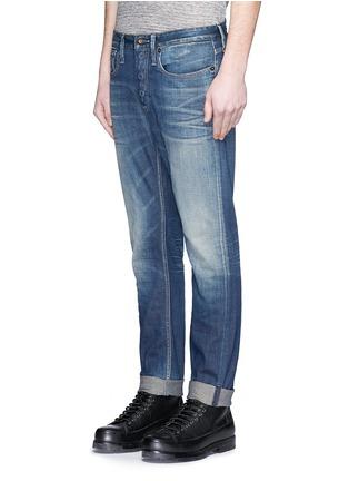 Front View - Click To Enlarge - DENHAM - 'Bolt' skinny jeans