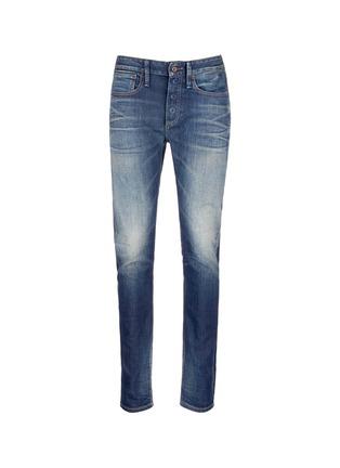 Main View - Click To Enlarge - DENHAM - 'Bolt' skinny jeans