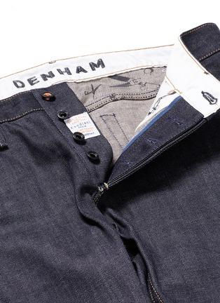 - DENHAM - 'Razor' selvedge jeans