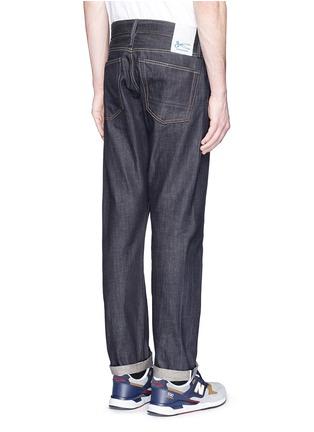 Back View - Click To Enlarge - DENHAM - 'Razor' selvedge jeans
