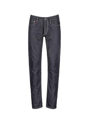 Main View - Click To Enlarge - DENHAM - 'Razor' selvedge jeans