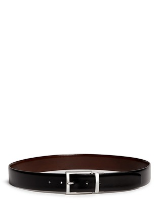 Main View - Click To Enlarge - ISAIA - Reversible leather belt