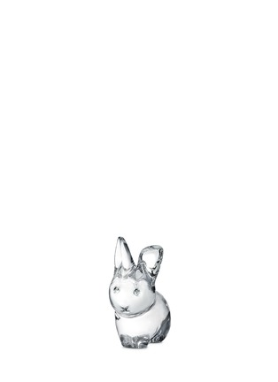 Main View - Click To Enlarge - Baccarat - Minimals bunny sculpture