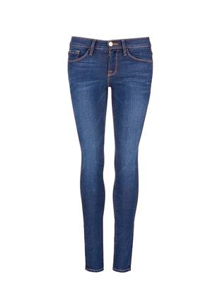 Main View - Click To Enlarge - FRAME DENIM - 'Le Skinny de Jeanne' jeans