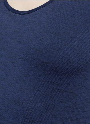 Detail View - Click To Enlarge - LNDR - 'Body' circular knit dress