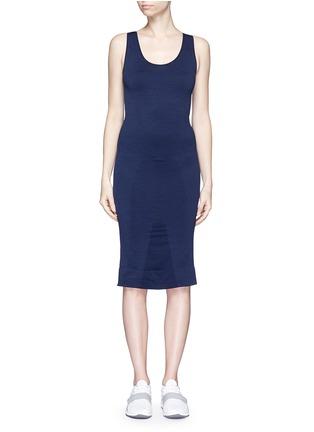 Main View - Click To Enlarge - LNDR - 'Body' circular knit dress