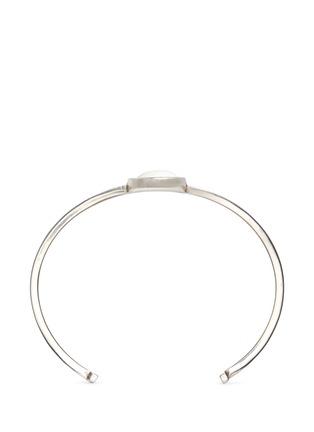 Figure View - Click To Enlarge - PHILIPPE AUDIBERT - Lozzi' round stone bracelet
