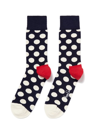 Main View - Click To Enlarge - Happy Socks - Big dot socks