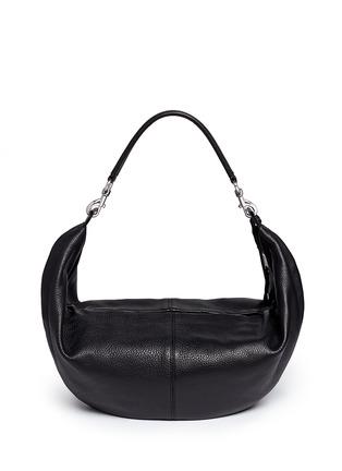 Back View - Click To Enlarge - Rebecca Minkoff - 'Julian' half moon hobo crossbody bag