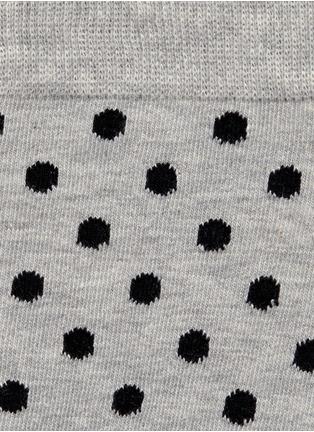 Detail View - Click To Enlarge - HAPPY SOCKS - Dot socks