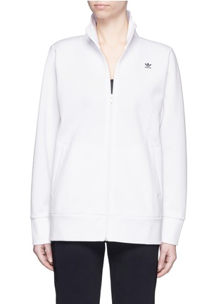 Main View - Click To Enlarge - ADIDAS X HYKE - 'HY Track Top' jacket