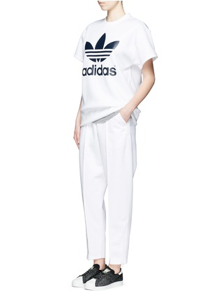 Figure View - Click To Enlarge - ADIDAS X HYKE - 'HY Track' pants