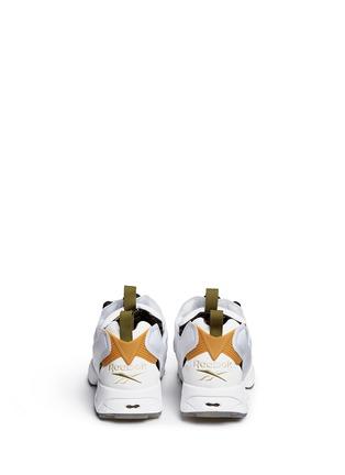 Back View - Click To Enlarge - Reebok - 'InstaPump Fury OG SYN' slip-on sneakers