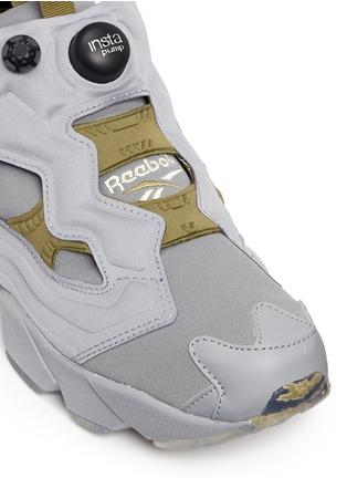 Detail View - Click To Enlarge - Reebok - 'InstaPump Fury OG SYN' slip-on sneakers