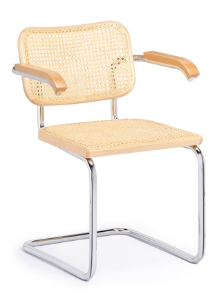 Figure View - Click To Enlarge - Knoll - Cesca cane seat chair