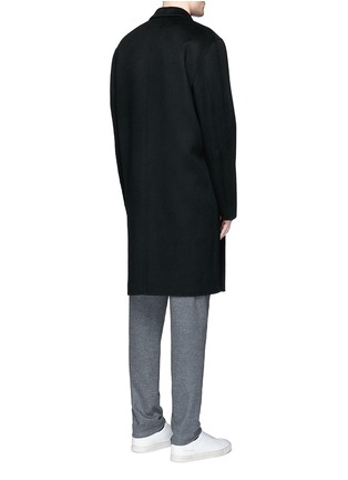 Back View - Click To Enlarge - Acne Studios - 'Charles' wool-cashmere coat