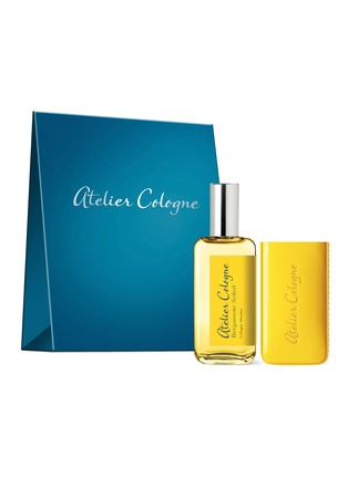 Main View - Click To Enlarge - Atelier Cologne - Cologne Absolue Travel Spray 30ml − Bergamote Soleil