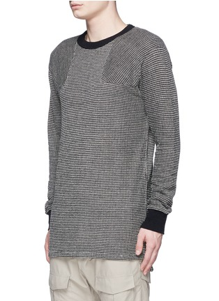 Front View - Click To Enlarge - NLST - Bouclé knit sweater