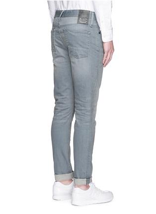 Back View - Click To Enlarge - DENHAM - 'Bolt' skinny jeans