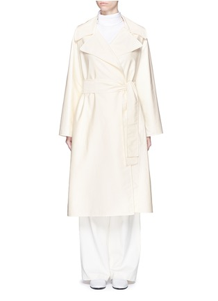 Main View - Click To Enlarge - The Row - 'Harding' cotton gabardine trench coat