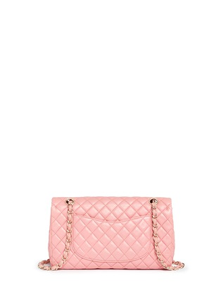 Back View - Click To Enlarge - Vintage Chanel - Valentine's special edition 2.55 quilted lambskin leather bag
